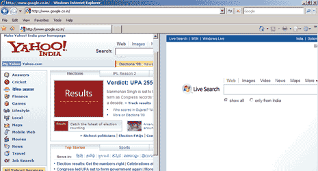spilt-web-browser-window