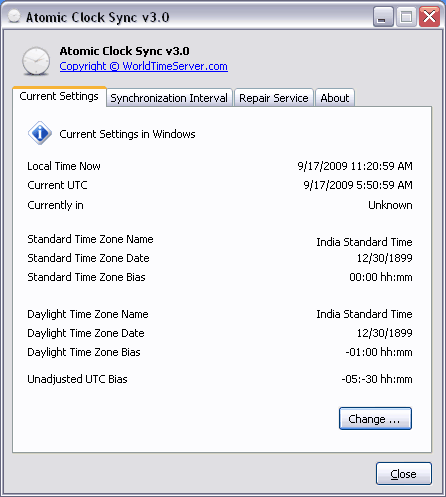sync-pc-atomic-clock