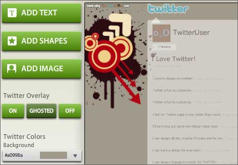 twitter-background-designer-theme