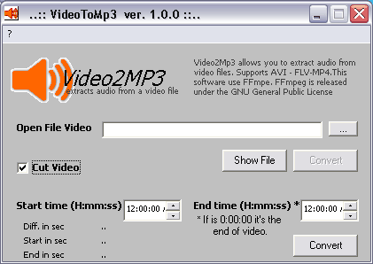 video-to-mp3-program