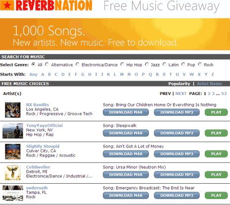windows-reverbnation-free-music-offer