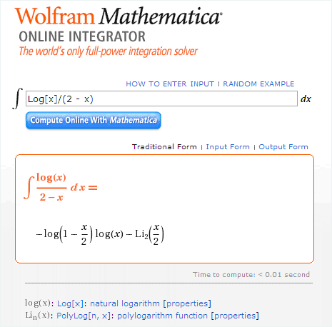 wolfram-math-integration