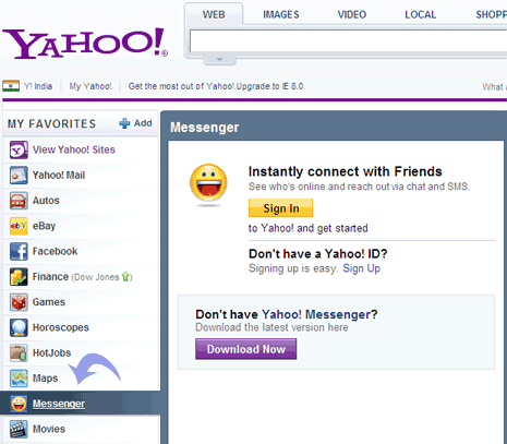 yahoo-messenger-new-homepage