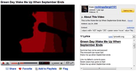 youtube-lyrics-script